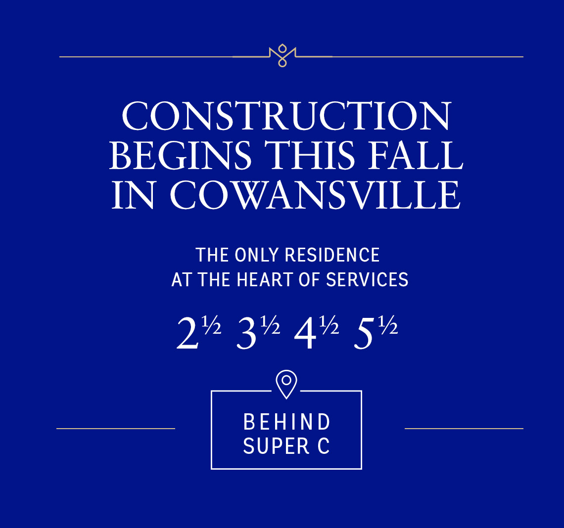 Construction begins this fall in cowansville